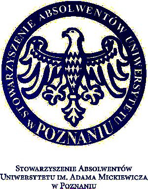 Stowarzyszenie Absolwentów Uniwersytetu im. Adama Mickiewicza Logo